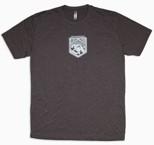 Men's Hatched in the Wasatch T-Shirt